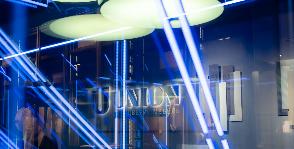 Обновленный флагманский салон UNION