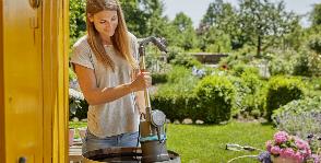Вода для полива: какой водой лучше поливать участок