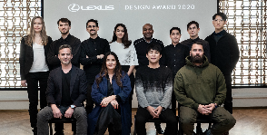 Гран-при LEXUS DESIGN AWARD 2020