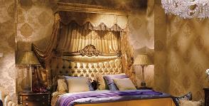 Польская кровать с балдахином: что это такое?