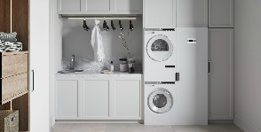 Домашняя прачечная: секреты обустройства