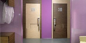 Дизайнерские двери на SIA Guest '09