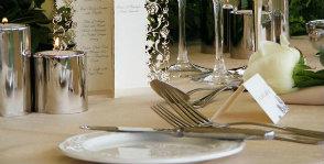 Как сервировать стол к завтраку, обеду и ужину?