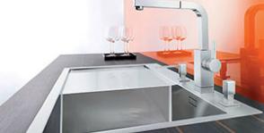 Как выбрать оптимальную мойку для кухни