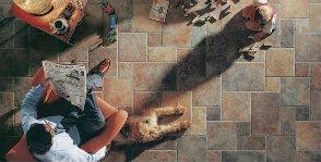 6 стандартных схем укладки плитки