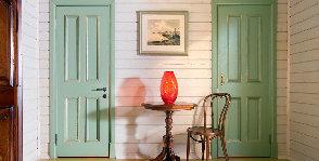 5 идей для входной двери