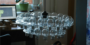 Абажур для лампы своими руками