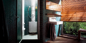 Сколько стоит душ с гидромассажем