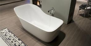 Ванна со спинкой от Antonio Lupi