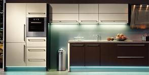 Виды кухонных модулей