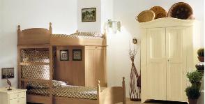 <strong>15</strong> вариантов кроватей для двоих детей