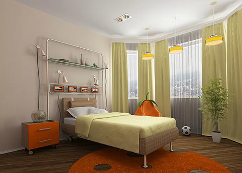 Квартира с двумя эркерами
