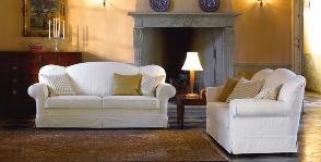 <strong>16</strong> диванов в классическом стиле: современная интерпретация