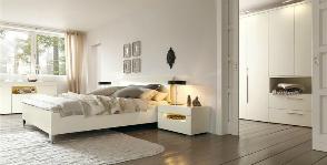 <strong>24</strong> спальни с белой мебелью