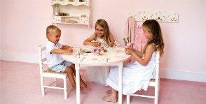 Оформление детской комнаты: от 0 до 18