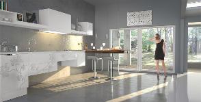 Фасады кухонной мебели: пять вариантов отделки