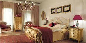 <strong>30</strong> классических итальянских спален