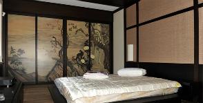 <strong>20</strong> спален в японском стиле