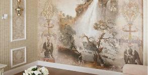 Фрески в интерьере: 6 популярных типов