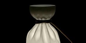 Светильник-мешок от Симона Наури