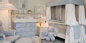 <strong>11</strong> предметов и комплектов мебели для младенца