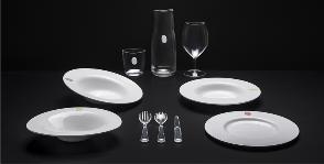 <strong>30</strong> предметов и комплектов итальянской посуды