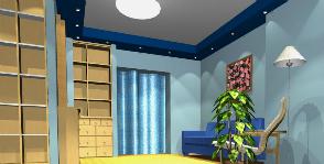 Спальня и гостиная в однушке: как разделить пространство?