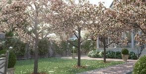 Прогулка по саду: проектируем дорожки и тропинки