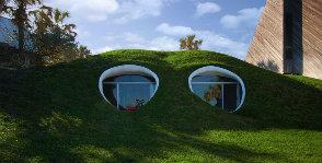 Штат Флорида: дом в холме