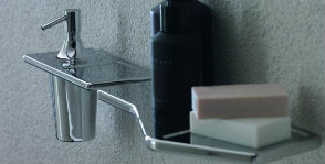 <strong>13</strong> миниатюрных полочек для ванной