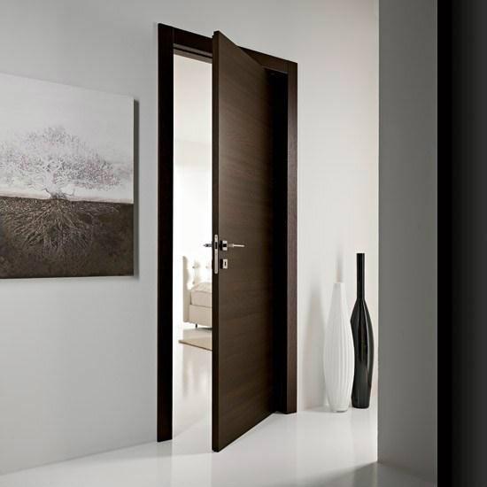 Какие межкомнатные двери сейчас в моде фото