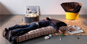 Альтернативная мебель для сна: 7 вариантов