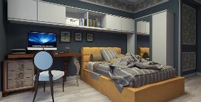 5-комнатная квартира с 4 спальнями: проект Сергея Ожогина