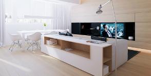 Трешка, превращенная в 4-комнатную квартиру: проект Дмитрия Петрова и Ивана Кочева