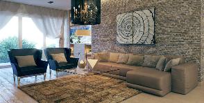 5-комнатная квартира из однушки и двушки:  проект Виктории Якуши