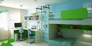 4-комнатная квартира с 3 спальнями: проект Бориса и Регины Александровых