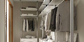 <strong>17</strong> гардеробных систем и шкафов