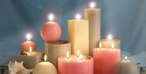Парафиновые свечи: купить или изготовить?