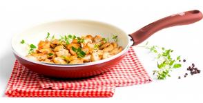 Советы покупателю сковороды с керамическим покрытием