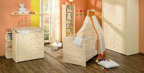 Детская мебель: материалы