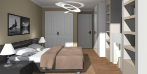 Как обустроить однокомнатную квартиру в новостройке?