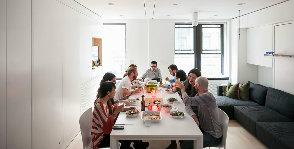 Нью-Йорк: квартира 39 кв.м