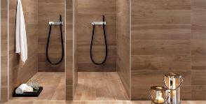 <strong>17</strong> коллекций плитки для пола и стен ванной