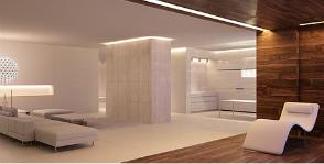Трехкомнатная квартира в эко-стиле: проект «АИ-студии»