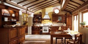 <strong>15</strong> кухонь в классическом стиле