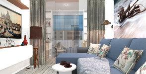 Как превратить однушку в функциональное жилье?