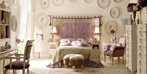 <strong>15</strong> спален в романтическом стиле