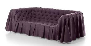 <strong>15</strong> классических диванов с «юбкой»
