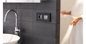 Электрооборудование для ванной комнаты