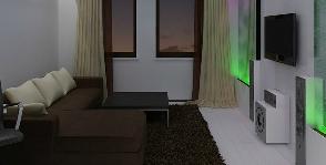 2-комнатная квартира в стиле минимализма: проект Екатерины Поповой